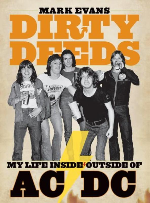 Book - Dirty deeds - My life inside and outside of AC / DC 122