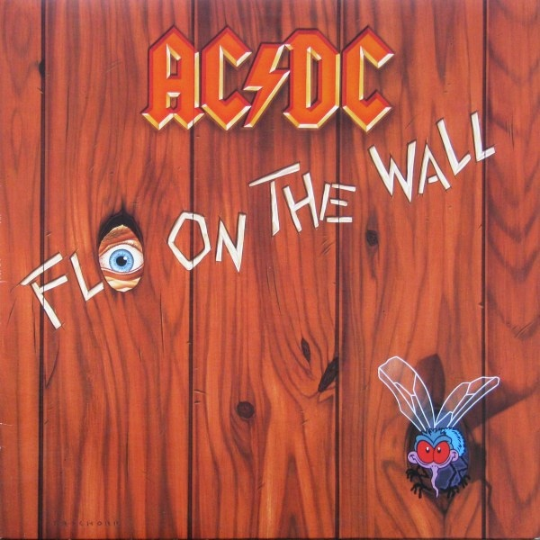1985 - Fly on the wall 127