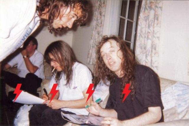 1995 / 08 / 22 - UK, Windsor, Bray studios 1311