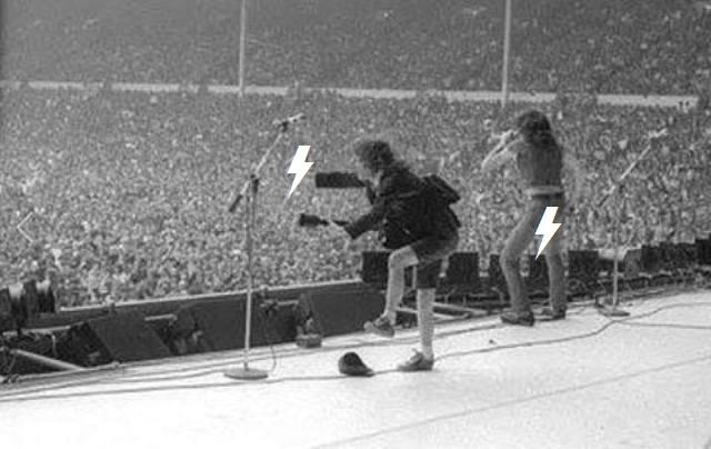 1979 / 08 / 18 - UK, London, The empire stadium wembley 1313