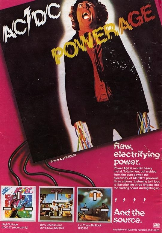 1978 - Powerage 140