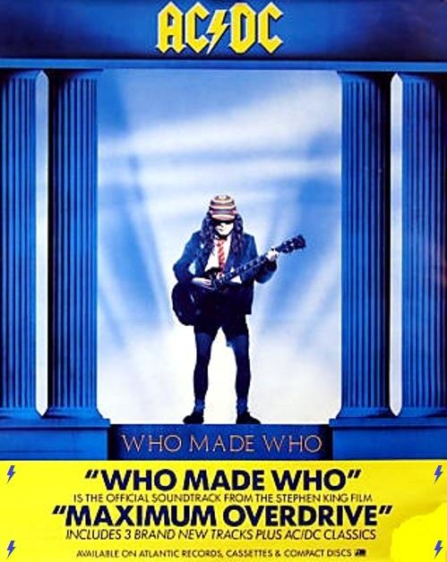 1986 - Who made who 143
