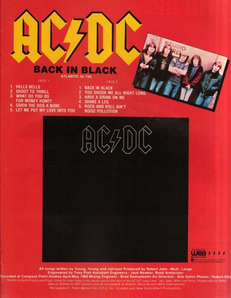 1980 - Back in black 144