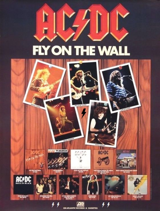 1985 - Fly on the wall 149