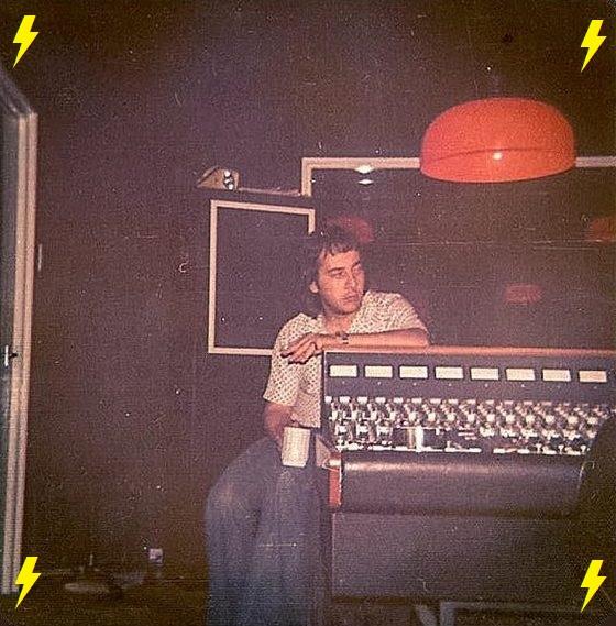 1974 / 11 / ?? - AUS, Sydney, Albert studios 167