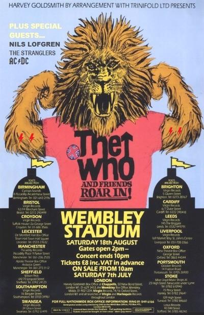 1979 / 08 / 18 - UK, London, The empire stadium wembley 175