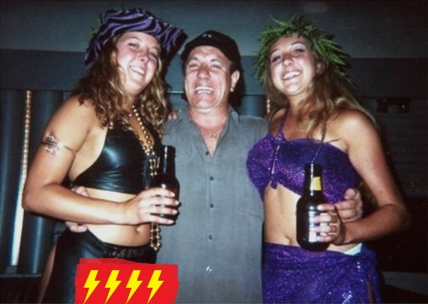 with hot chicks 217
