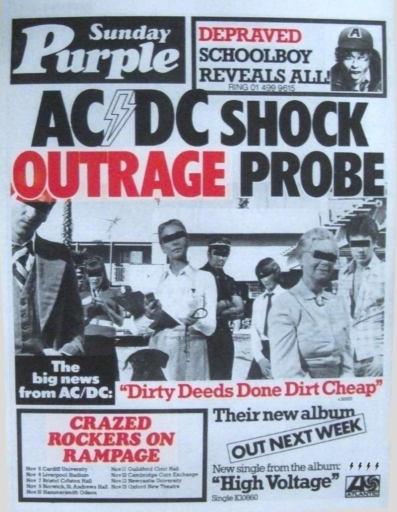 1976 - Dirty deeds done dirt cheap 242