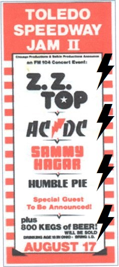 1980 / 08 / 17 - USA, Toledo, Speedway 285