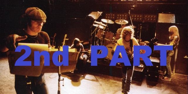 Rare studio tracks - Part 2 - 1980...present 2ck18z10