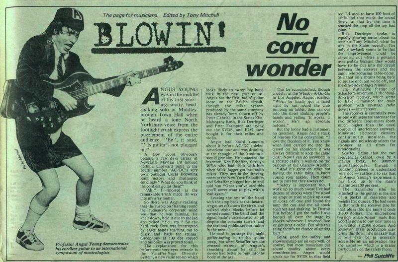 1977 - Sounds - Ken Schaffer replica 2u9mkp10