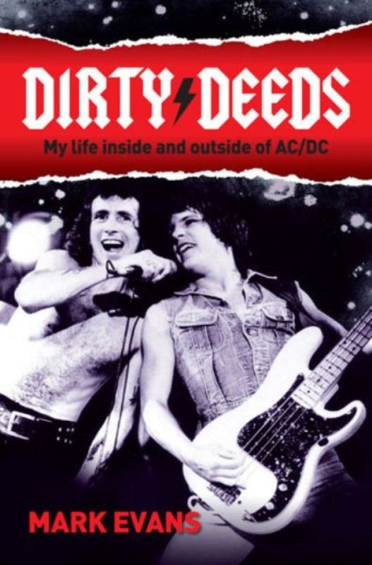 Book - Dirty deeds - My life inside and outside of AC / DC 30c51110