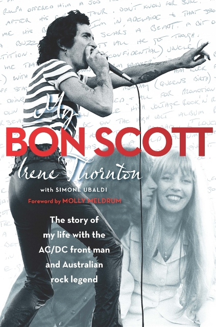 Bon Scott by Irene Thornton 30sx8v10