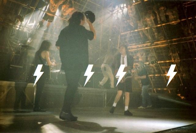 1995 / 08 / 22 - UK, Windsor, Bray studios 321