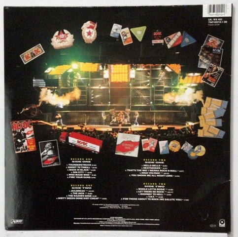 1992 - Live / live special collector's edition 322