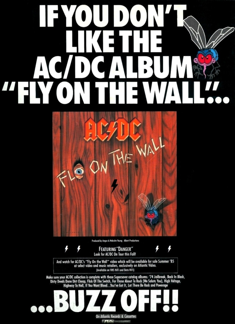 1985 - Fly on the wall 343