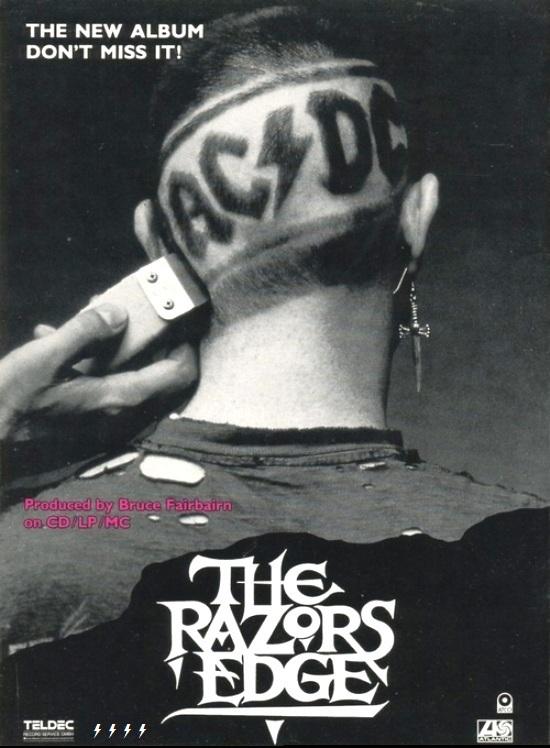 1990 - The razors edge 344