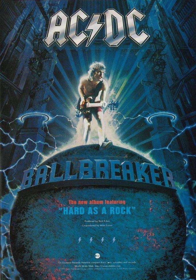 1995 - Ballbreaker 347