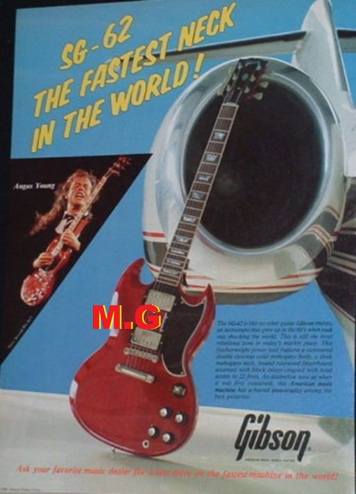Advertisings for musical instruments 426