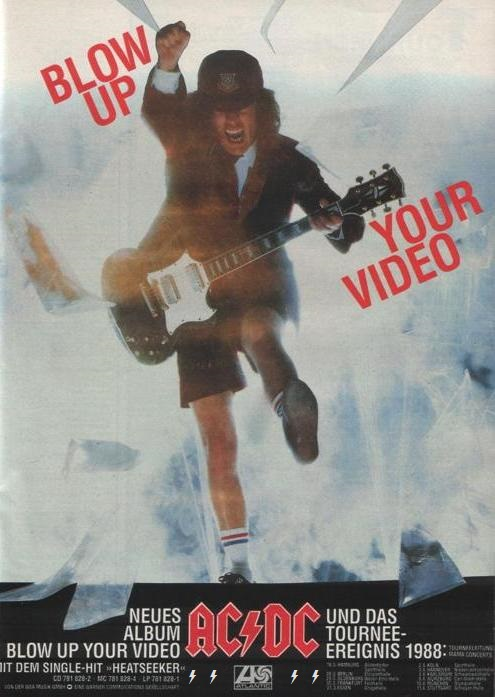 1988 - Blow up your video 430