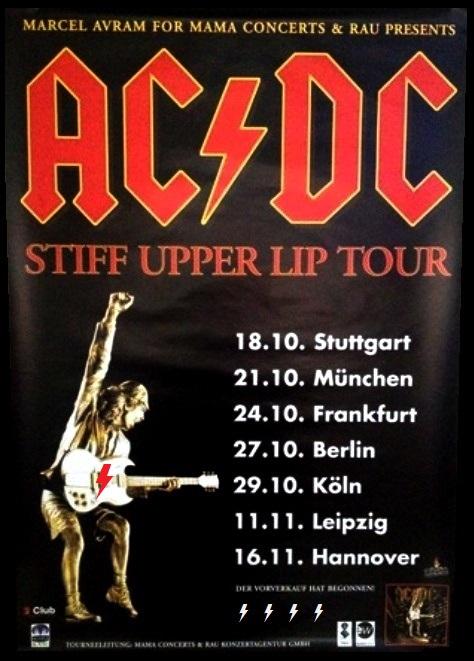 2000 - Stiff upper lip 434