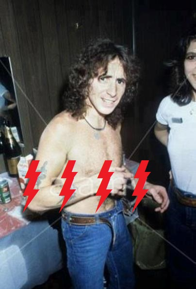 1977 / 08 / 24 - USA, New York, CBGB 515