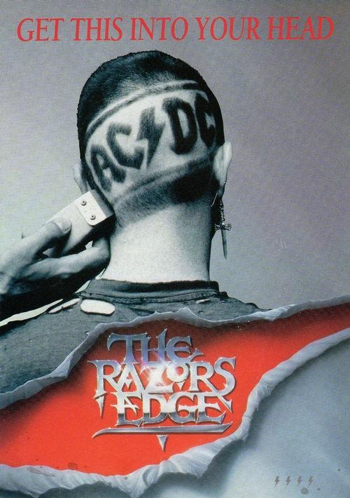 1990 - The razors edge 526