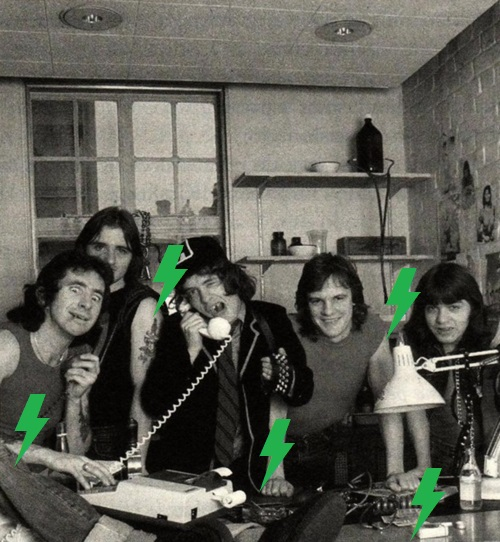 1976 / 07 / ?? - UK, London, Atlantic offices 535