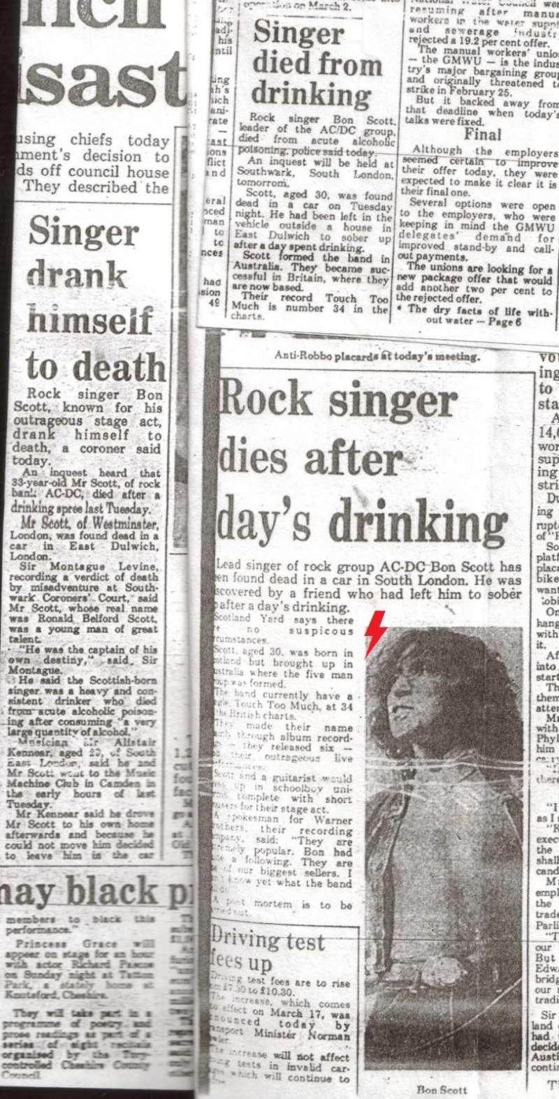 A tragic night 615