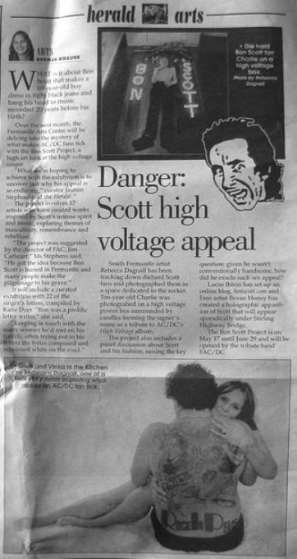 Danger : Scott high voltage appeal 71jzhe10