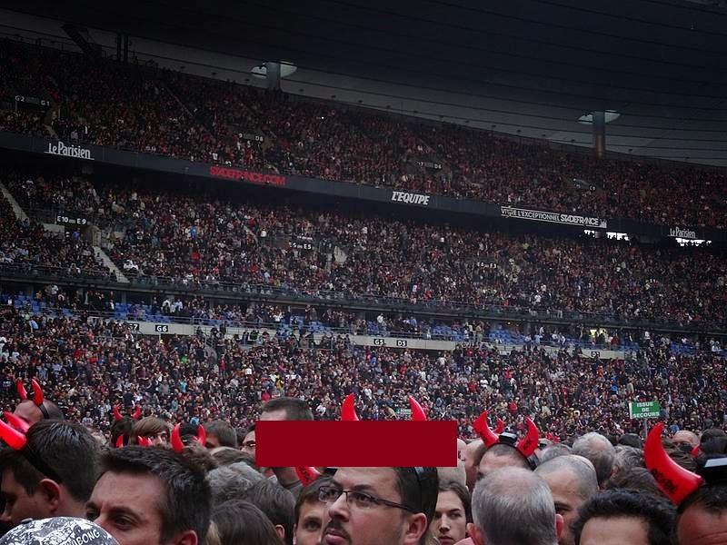 2015 / 05 / 23 - FRA, Paris, Stade de France 922