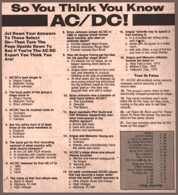 So you think you know AC / DC ! O5uwpu10