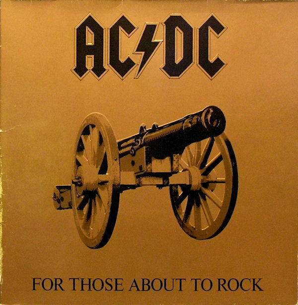 1981 - For those about to rock (we salute you) R-198310