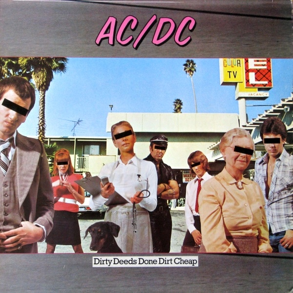 1976 - Dirty deeds done dirt cheap R-773310