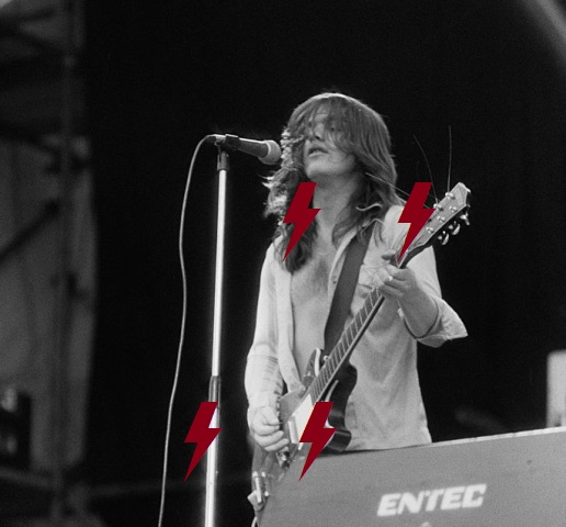 1976 / 08 / 29 - UK, Reading, Thameside arena Tumblr17