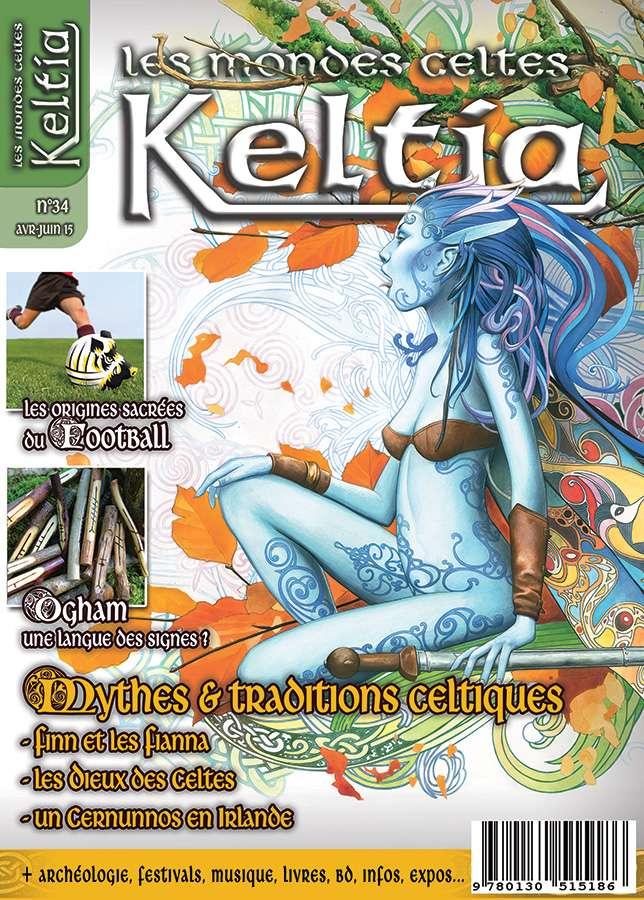Dernier numéro de Keltia Magazine (n°34) Keltia11