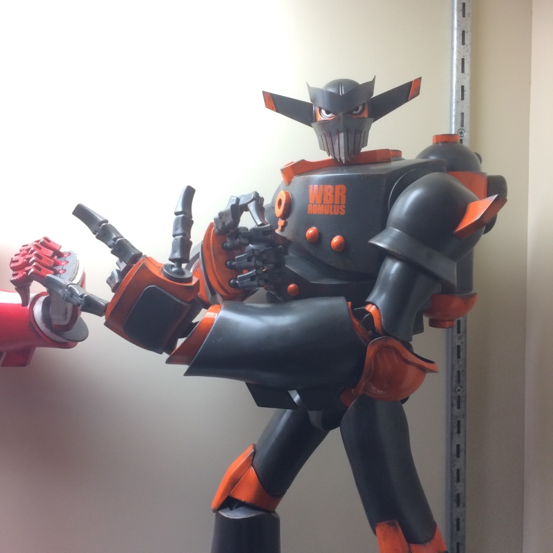 World's Best Robots - MARS, ROMULUS and REMUS! - Page 2 Img_3811