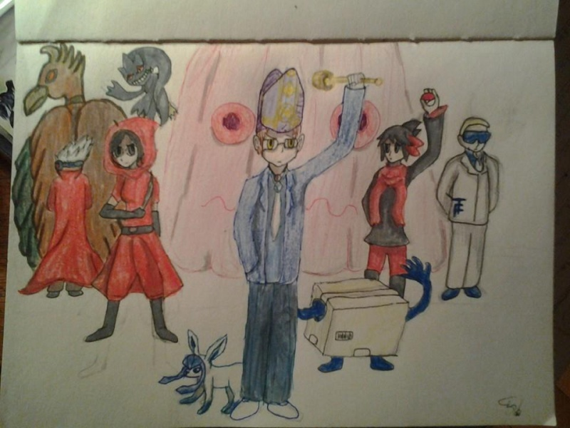 Jelly Collective RP Fan Art 11018111