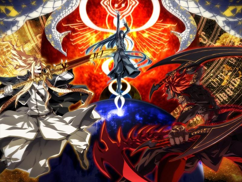 Magic Gods vs Hadou Gods Dies_i10