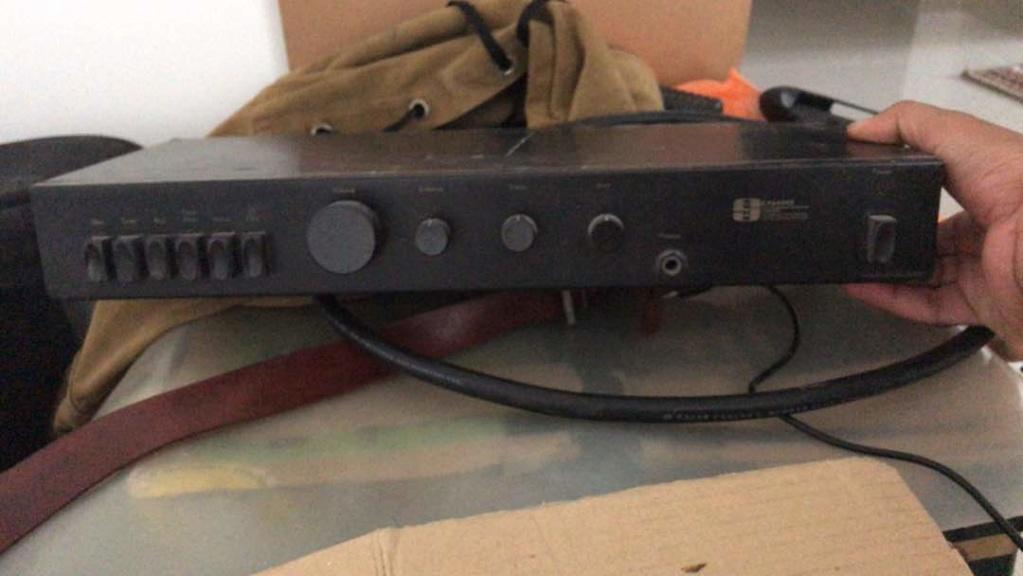 Integrated amplifier Creek CAS4040 Made in UK Whatsa10