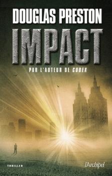 [Douglas Preston] Impact Couv1210