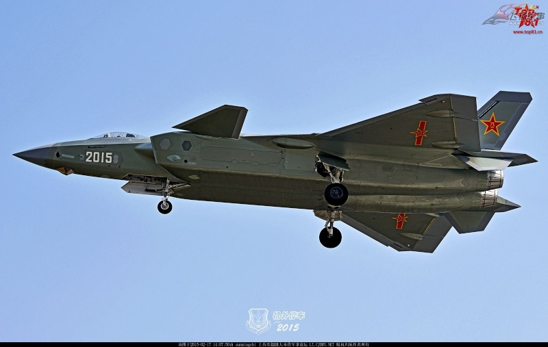 Chengdu J-20 Stealth Fighter - Page 4 14174411
