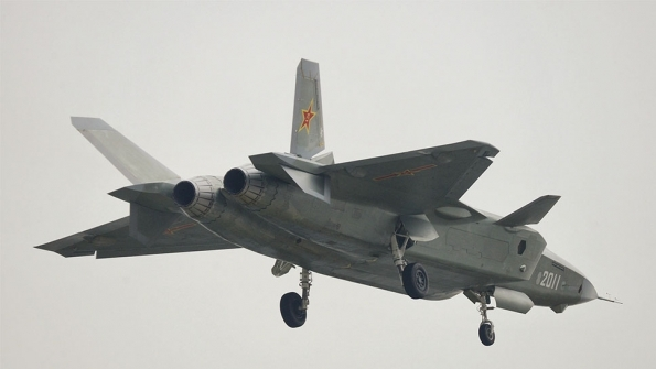 Chengdu J-20 Stealth Fighter - Page 4 Aw110313