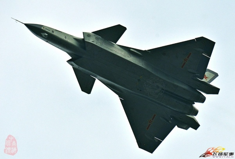 Chengdu J-20 Stealth Fighter - Page 4 Img_2810
