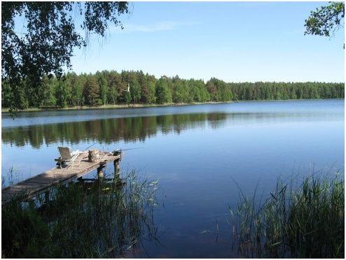 Nature d'un autre temps au Belarus Lac_111