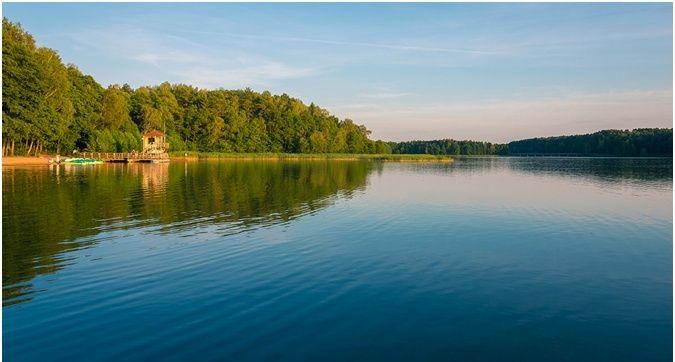 Nature d'un autre temps au Belarus Un_lac11