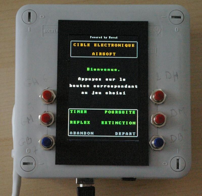 Projet Cible électronique de Newad Menu_p10