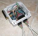 Projet Cible électronique de Newad Projet17