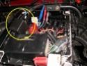 feux led - montage feux arriéres LEED 3 fonctions Dscn9811