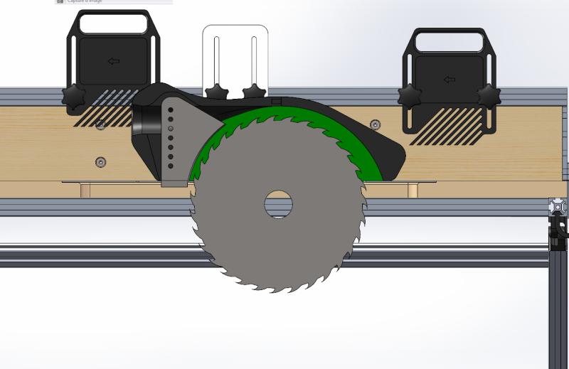 Electro-portatifs sous table (d'inspiration Festool, Woodpeckers, Wolfcraft...) et aménagements atelier  Image011